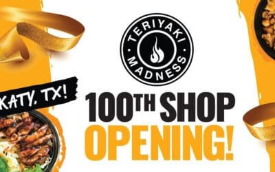 TMAD Opens 100th Shop!!!